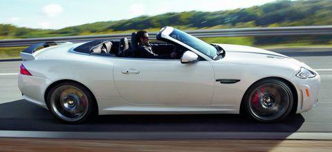 Jaguar-XKR-S-Cabriolet-2 in XKR-S: Das stärkste je gebaute Jaguar-Cabrio