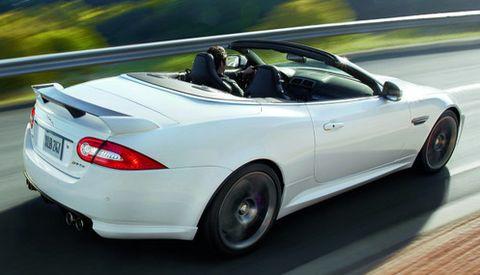 Jaguar-XKR-S-Cabriolet-3 in XKR-S: Das stärkste je gebaute Jaguar-Cabrio
