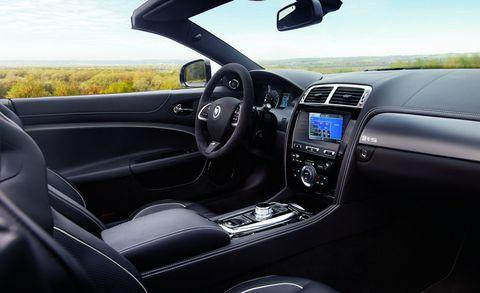 Jaguar-XKR-S-Cabriolet-4 in XKR-S: Das stärkste je gebaute Jaguar-Cabrio