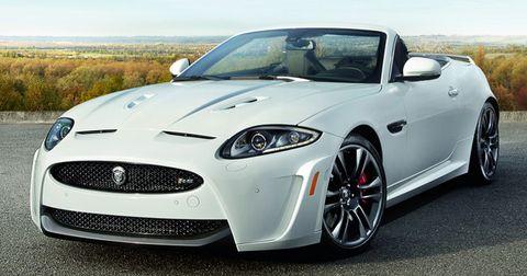 Jaguar-XKR-S-Cabriolet-5 in XKR-S: Das stärkste je gebaute Jaguar-Cabrio