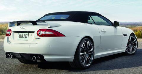 Jaguar-XKR-S-Cabriolet-6 in XKR-S: Das stärkste je gebaute Jaguar-Cabrio