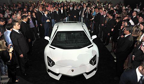 Lamborghini-Aventador-LP-700-4-1 in Brasilien-Debüt für den Lamborghini Aventador LP 700-4