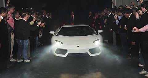 Lamborghini-Aventador-LP-700-4-3 in Brasilien-Debüt für den Lamborghini Aventador LP 700-4