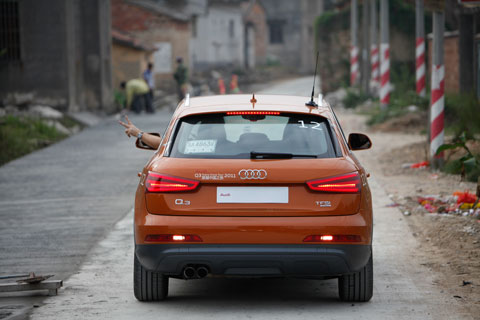 MG 81601 in Im Osten viel Neues: Audi Q3 Trans China Tour 2011