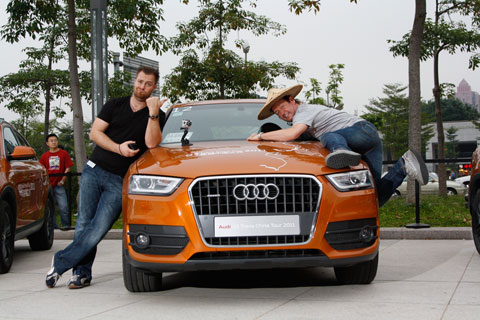 MG 9159 in Im Osten viel Neues: Audi Q3 Trans China Tour 2011