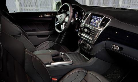 Mercedes-Benz-ML-63-AMG-3 in Neues Power-SUV: Mercedes ML 63 AMG