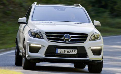 Mercedes-Benz-ML-63-AMG-5 in Neues Power-SUV: Mercedes ML 63 AMG