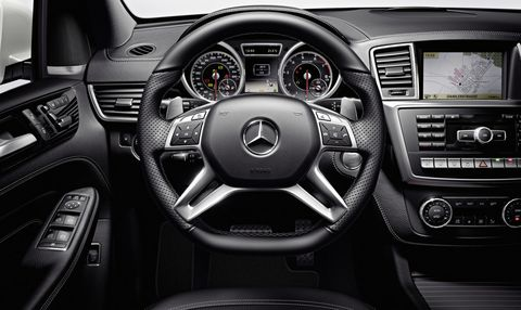 Mercedes-Benz-ML-63-AMG-6 in Neues Power-SUV: Mercedes ML 63 AMG