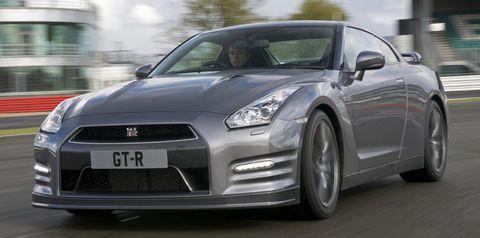 Nissan-GT-R-2012-3 in Der Nissan GT-R erhält mehr Leistung