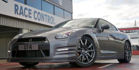 Nissan-GT-R-2012 in Der Nissan GT-R erhält mehr Leistung