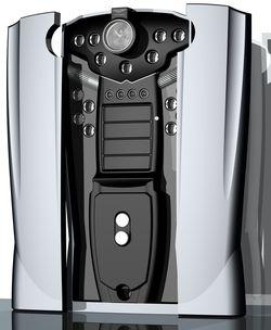 Object-of-Time-One-771 in Aston Martin One-77 als Vorbild für ein Zeitobjekt