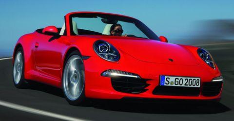 Porsche-911-Carrera-S-Cabriolet-1 in Porsche 911: Cabriolet kommt im Frühling 2012