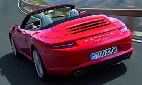 Porsche-911-Carrera-S-Cabriolet-2 in Porsche 911: Cabriolet kommt im Frühling 2012