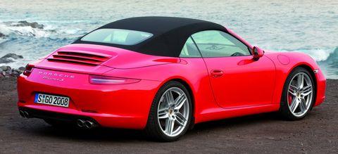 Porsche-911-Carrera-S-Cabriolet-3 in Porsche 911: Cabriolet kommt im Frühling 2012