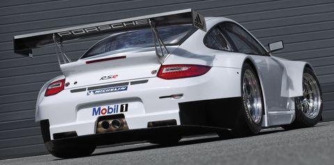 Porsche-911-GT3-RSR-2 in Porsche Kundensport: Der neue 911 GT3 RSR
