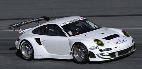 Porsche-911-GT3-RSR-3 in Porsche Kundensport: Der neue 911 GT3 RSR