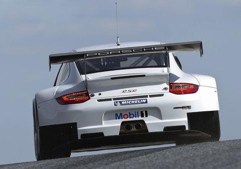 Porsche-911-GT3-RSR-5 in Porsche Kundensport: Der neue 911 GT3 RSR