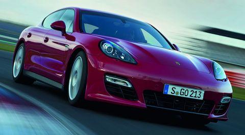 Porsche-Panamera-GTS-4 in Gran Turismo Sport: Porsche launcht den Panamera GTS