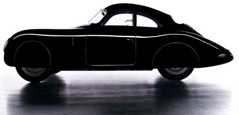 Porsche-Typ-64-Berlin-Rom-Wagen in Porsche Typ 64 Berlin-Rom-Wagen sahnt internationalen Preis ab
