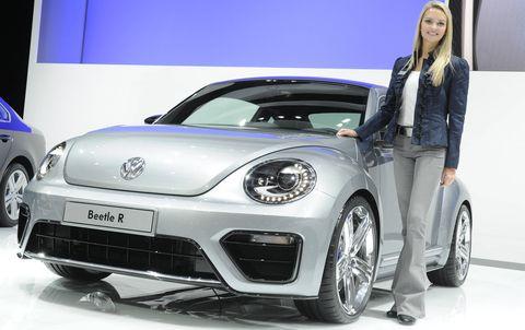 Volkswagen-21st-Century-Beetle-R-Concept-Car-1 in Der 21st Century Beetle R ist im Anflug
