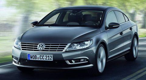 Volkswagen-CC-1 in Jetzt unabhängig: Der Volkswagen CC