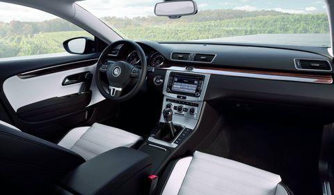 Volkswagen-CC-2 in Jetzt unabhängig: Der Volkswagen CC