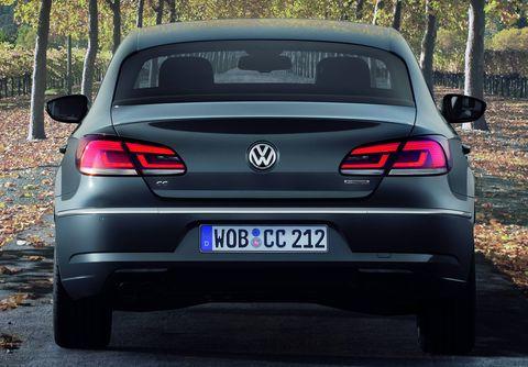 Volkswagen-CC-4 in Jetzt unabhängig: Der Volkswagen CC