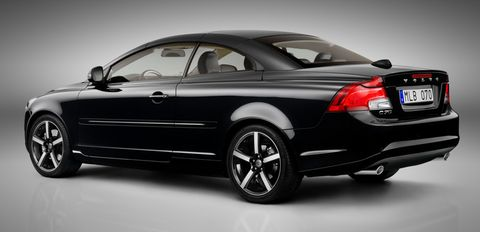 Volvo-C70-Inscription-2 in Sondermodell: Volvo C70 Inscription