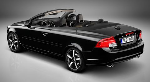 Volvo-C70-Inscription-4 in Sondermodell: Volvo C70 Inscription