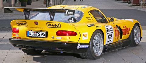 Zakspeed-Viper-GTS-R-3 in Mit der Zakspeed Viper GTS-R auf die Straße