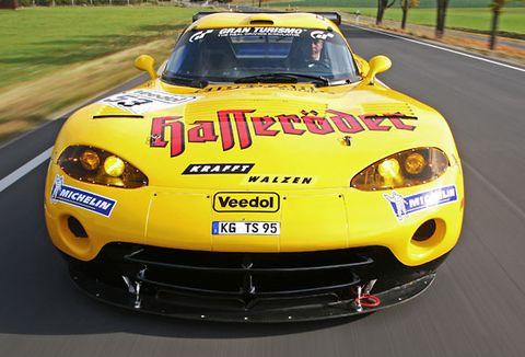 Zakspeed-Viper-GTS-R-5 in Mit der Zakspeed Viper GTS-R auf die Straße