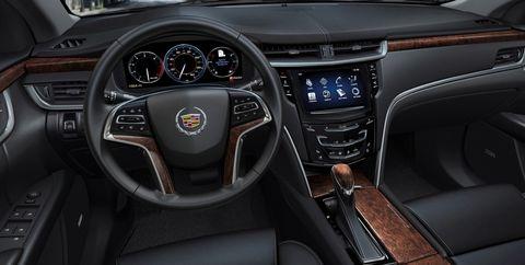 Cadillac-xts-1 in Heute enthüllt: Cadillac XTS