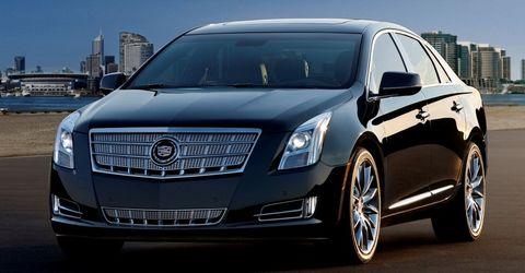 Cadillac-xts-2 in Heute enthüllt: Cadillac XTS