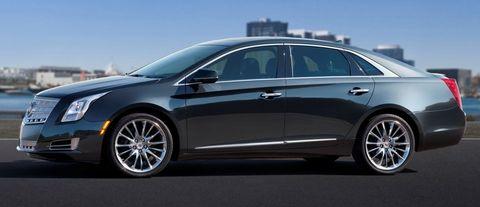 Cadillac-xts-3 in Heute enthüllt: Cadillac XTS