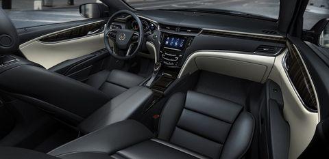 Cadillac-xts-4 in Heute enthüllt: Cadillac XTS