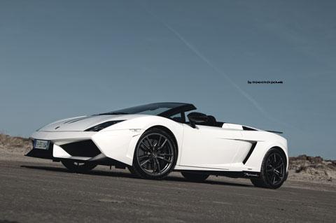 Lambo-galla-per-dk-1721-Bea in Impressionen: Lamborghini Gallardo LP 570-4 Spyder Performante