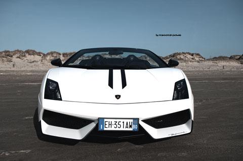 Lambo-galla-per-dk-1826-Bea in Impressionen: Lamborghini Gallardo LP 570-4 Spyder Performante