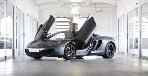 Mclaren-frankfurt-showroom in McLaren Frankfurt eröffnet Showroom in der Klassikstadt