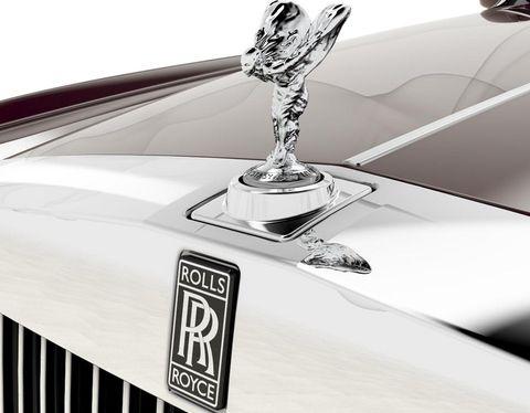 Spirit-of-ecstasy in Rolls-Royce: Bilder von 100 Fotografien für 100 Jahre