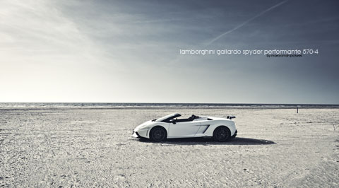Vintage-trophy-sylt-1705-Be in Impressionen: Lamborghini Gallardo LP 570-4 Spyder Performante