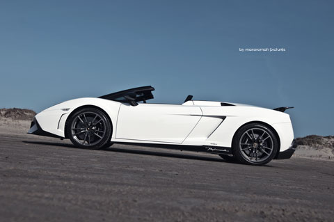 Vintage-trophy-sylt-1783-Be in Impressionen: Lamborghini Gallardo LP 570-4 Spyder Performante