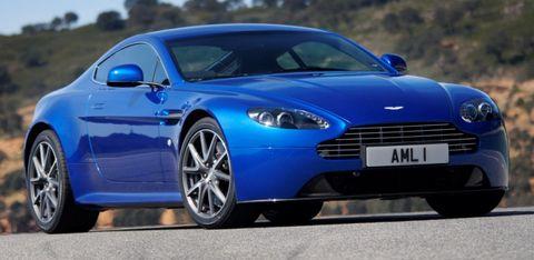 Aston-Martin-V8-Vantage-S in Aston Martin 2011: Absatz kommt Rekord nah