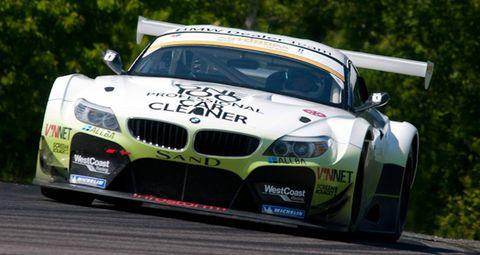BMW-bei-den-ADAC-GT-Masters in ADAC GT Masters 2012: Luxusmarken in der Liga der Supersportwagen