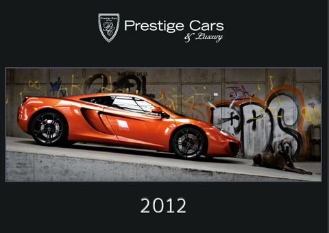 PRESTIGE-CARS-Kalender-2012 in