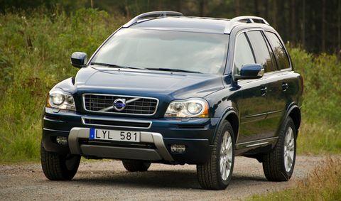 Volvo-XC90-5 in Zehn Jahre Volvo XC90