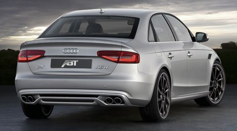 Abt-AS4-1 in Abt AS4: Audi A4 mit 435 PS