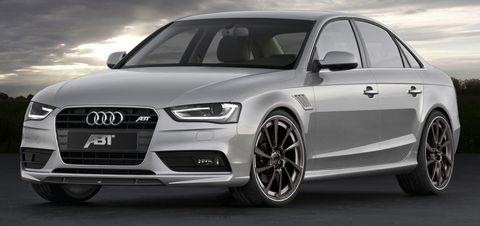 Abt-AS4 in Abt AS4: Audi A4 mit 435 PS