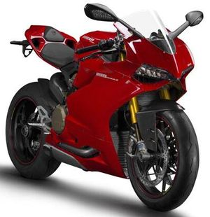 Ducati-1199-Panigale in