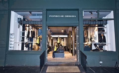 Porsche-Design-in-SoHo-New-York-City-1 in Porsche Design in New York City