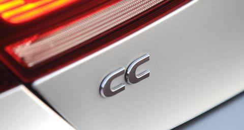 Vw-cc-1 in Impressionen: Volkswagen CC